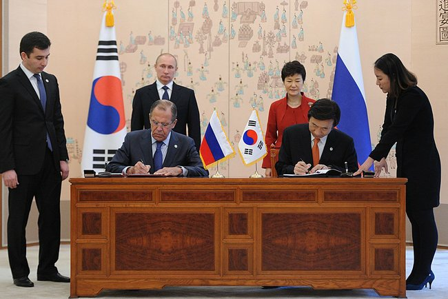 Korea Russia Dialogue, Seoul, Korea.