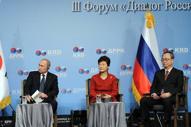 Korea-Russia Forum, Seoul, Korea.