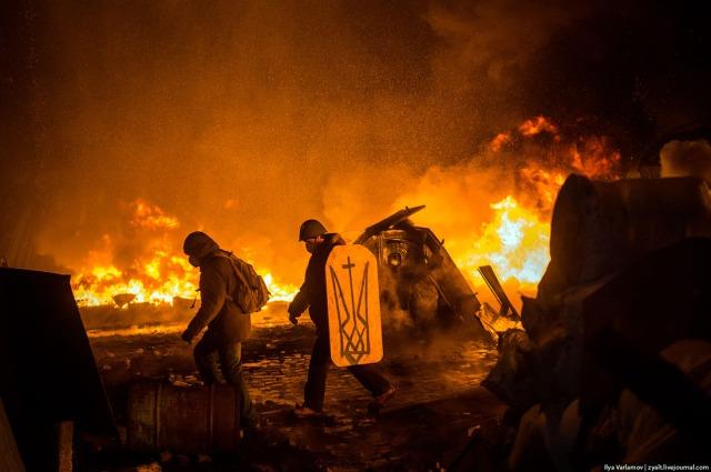 2014 protests Kyiv Ilya Varlamov a