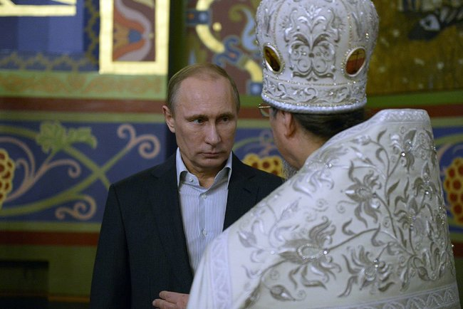 President Putin, Sochi, Christmas Eve, January 2013.