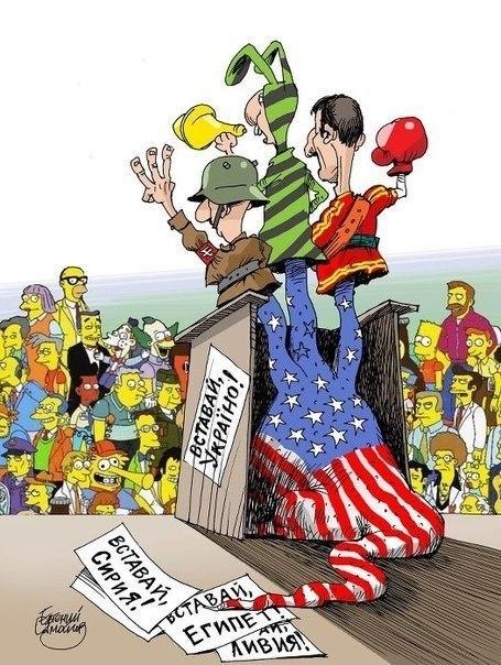 2014 protests usa cartoon