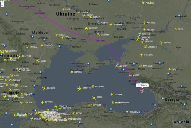 Feb 2014 Crimea occupied airports