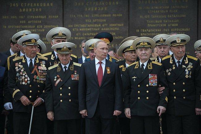 Victory Day Crimea Putin c