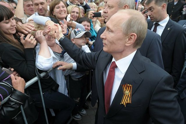 Victory Day Crimea Putin f