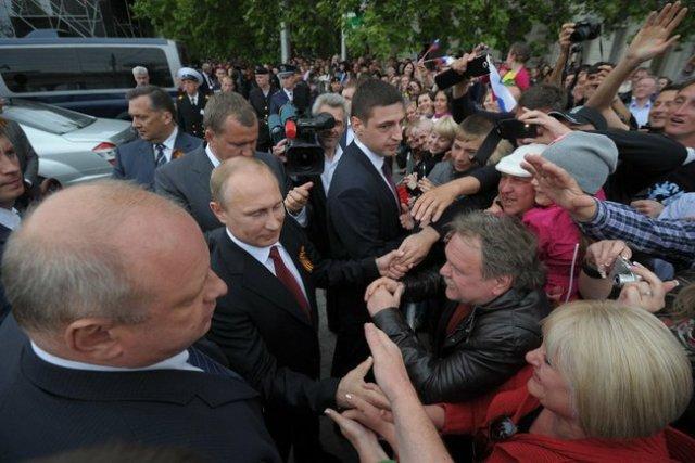 Victory Day Crimea Putin j