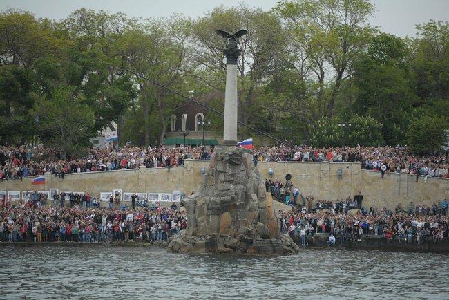 Victory Day Crimea Putin m