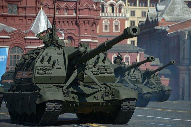 victory parade 2014 p