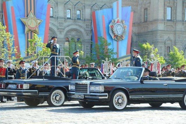 victory parade 2014 u