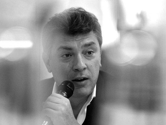 Boris Nemtsov e