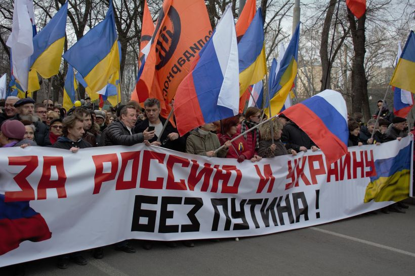 Boris Nemtsov Russia Ukraine without Putin 15 March 2014