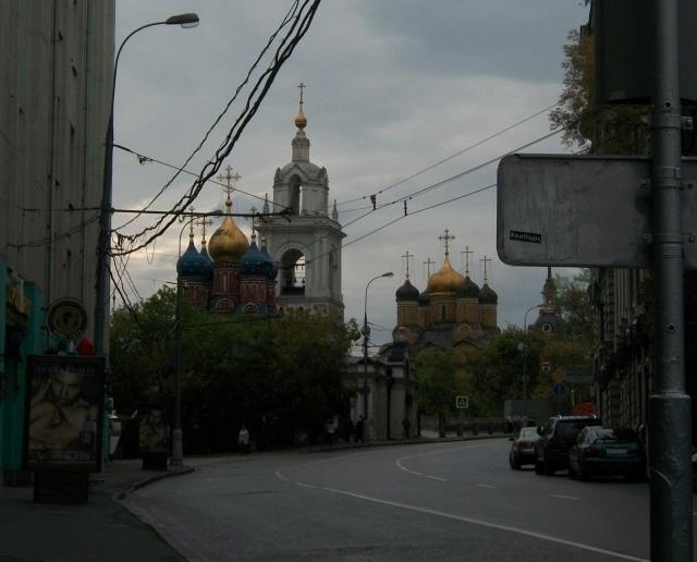 Varvarka street Moscow 1483 ed