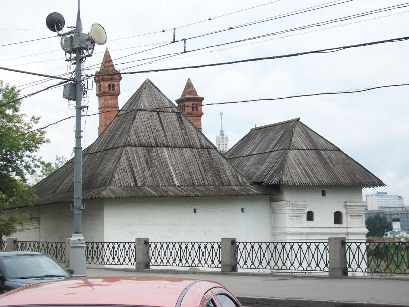 Vavarka Street Moscow 1430 ed