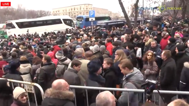 Boris Nemtsov funeral 3 March 2015 i