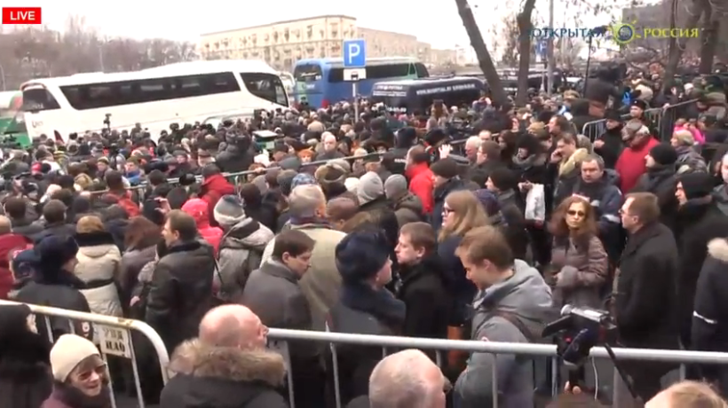 Boris Nemtsov funeral 3 March 2015 i