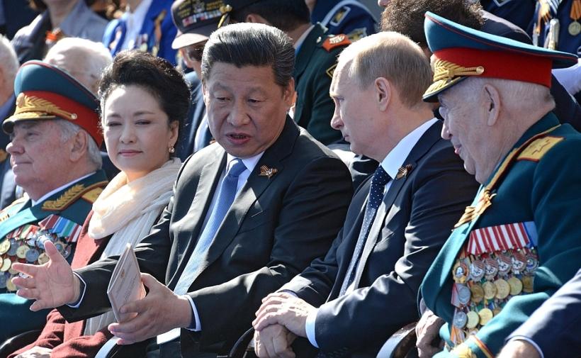 Victory parade 2015 China pres