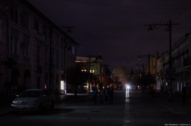 Crimea dark Ilya Varlamov