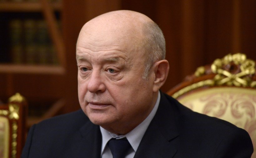 Putin Egypt FIS Mikhail Fradkov
