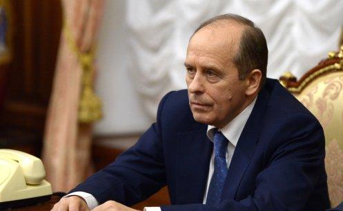 Putin Egypt FSB Alexander Bortnikov