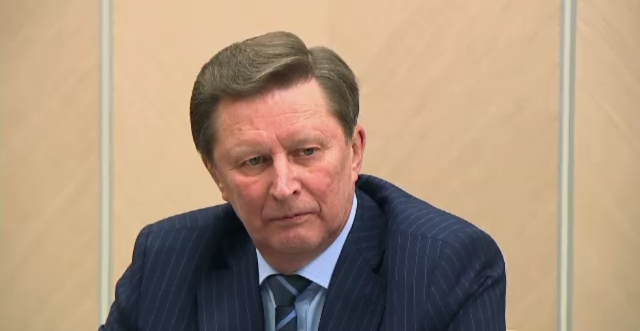 Sergei Ivanov will present Russia at the 70th anniversary of the liberation of the Auschwitz concentration camp 21.01.2015 48