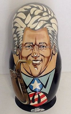 Bill Clinton Matryoshka