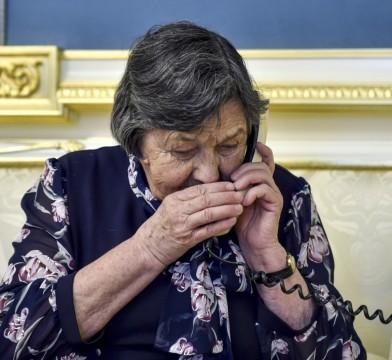Poroshenko Savchenko mom a