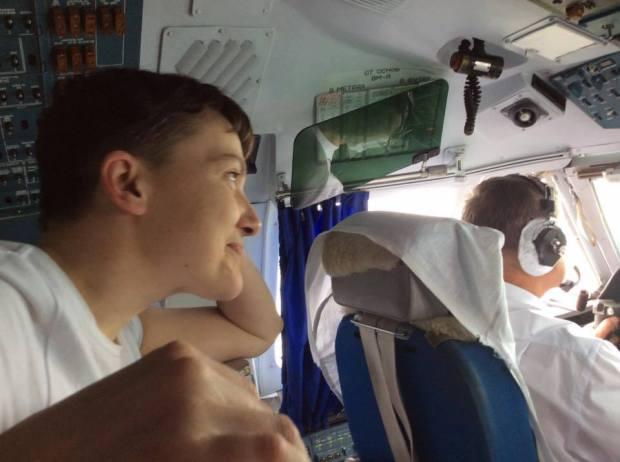 Savchenko freed a