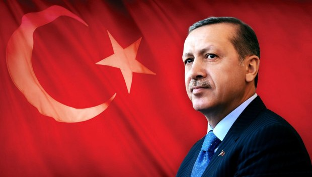 Turkish pres Erdogan