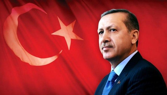 Turkish pres Erdogan