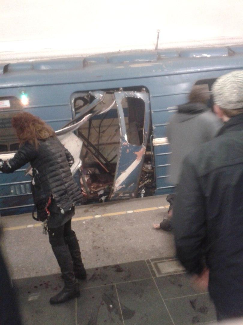 St P Metro blast c